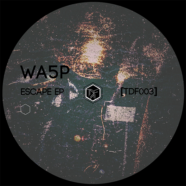 EP TDF003 - Wa5P - TDF Records