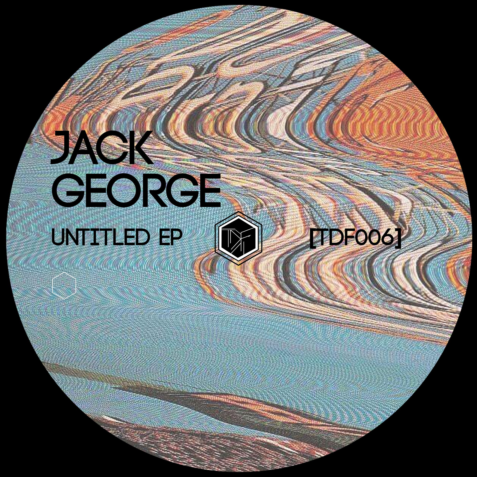 label techno underground TDF Records TDF006 EP Jack George